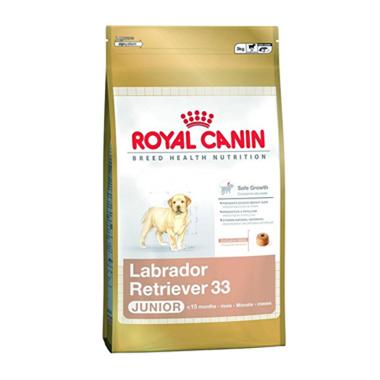 Royal Canin Breed Health Nutrition Labrador Retriever Junior 33