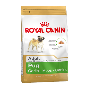 Royal Canin Breed Health Nutrition Pug 25