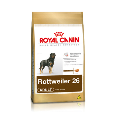 Royal Canin Breed Health Nutrition Rottweiler 26