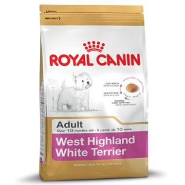 Royal Canin Breed Health Nutrition West Highland White Terrier 21