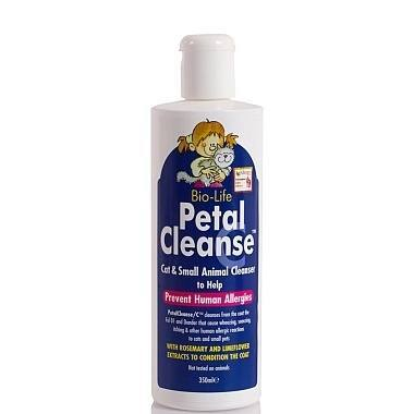 Petal Cleanse Allergy Lotion