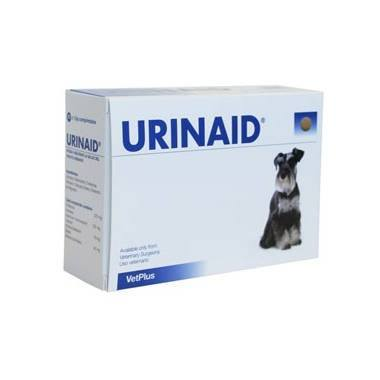 Urinaid Canine Urinary Supplement Tablets for Dogs