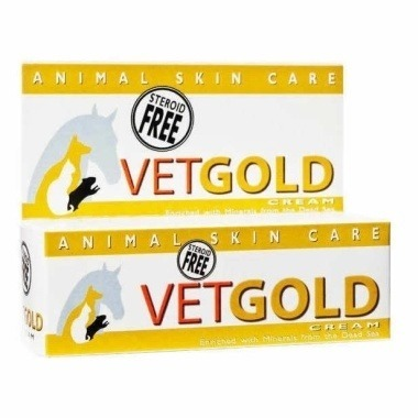 Vetgold Animal Skin Care Cream