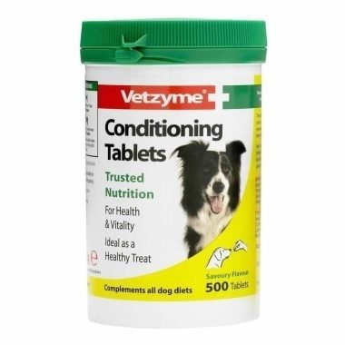 Vetzyme Conditioning Tablets
