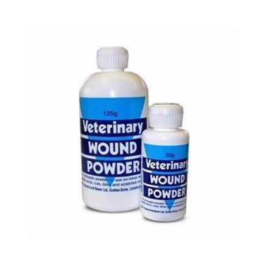 Veterinary Wound Dressing Powder