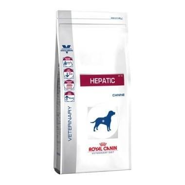 Royal Canin Veterinary Diet Hepatic Canine