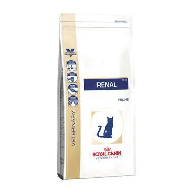 Royal Canin Veterinary Diet Renal Feline