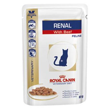 Royal Canin Veterinary Diet Renal Wet Feline (Tins & Sachets)