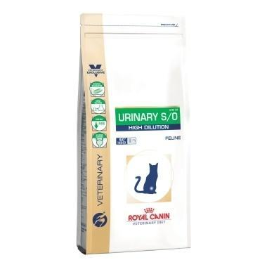 Royal Canin Veterinary Diet Urinary High Dilution Feline