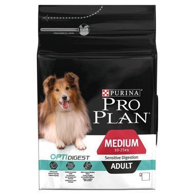 Purina Pro Plan Medium Adult Dog Sensitive Digestion Chicken