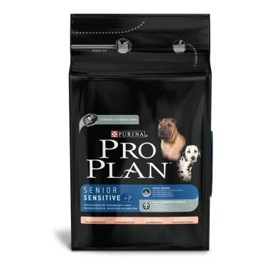 Proplan Canine Senior Sensitive Salmon/Rice