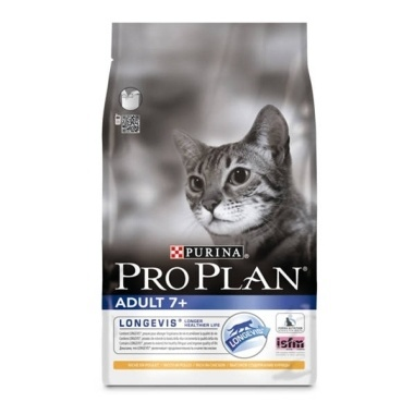 Purina Pro Plan Feline Adult 7+ Rich in Chicken