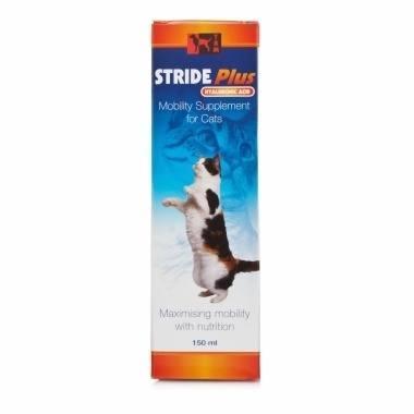 Stride Plus Liquid Feline
