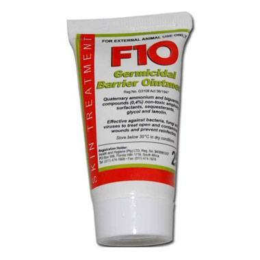 F10 Products Germicidal Barrier Ointment
