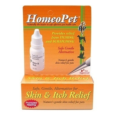 Homeopet Skin and Itch Relief