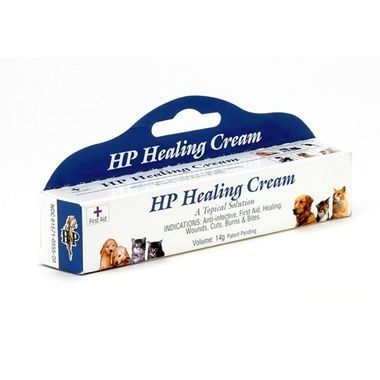 Homeopet Skin Healing Cream