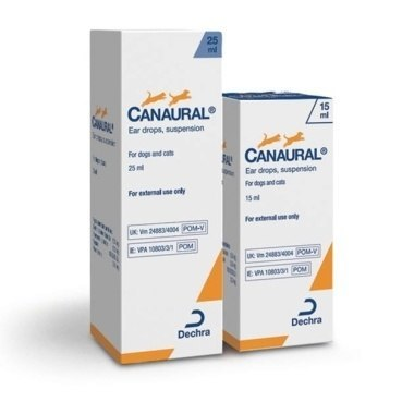 Canaural Ear Drops
