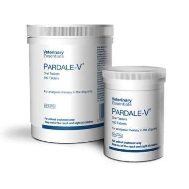 Pardale V Oral Tablets