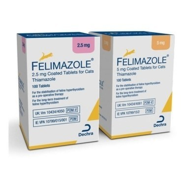 Felimazole Tablets 2.5mg