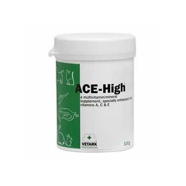 ACE High Multivitamin/Mineral Supplement