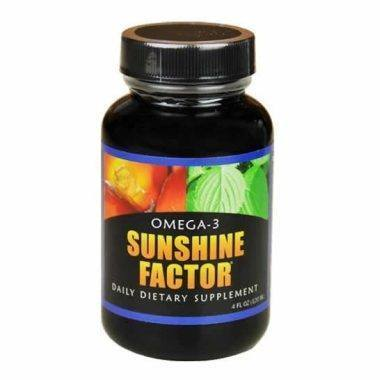 Avix / Healx Sunshine Factor