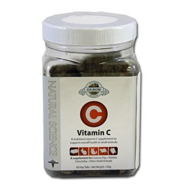Oxbow Daily Vitamin C Hay