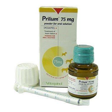 Prilium ACE Inhibitor Solution 300mg