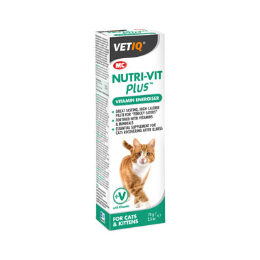 Nutri-Vit Plus Cat Paste