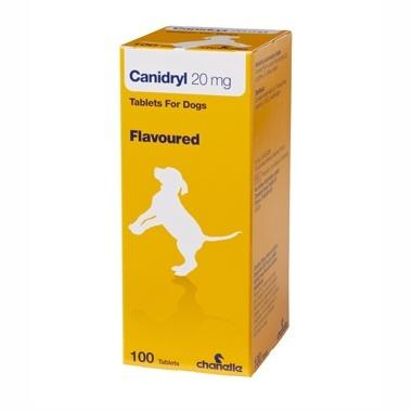 Canidryl 20mg