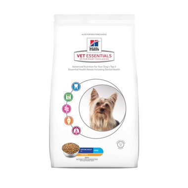 Hills VetEssentials Canine Mature Adult Mini