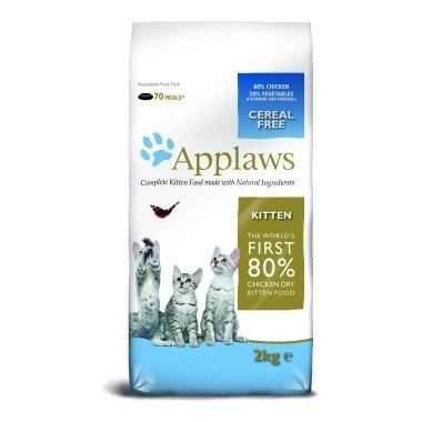 Applaws Dry Kitten Food Chicken