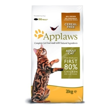 Applaws Dry Cat Food Chicken/Salmon