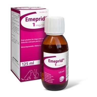 Emeprid 1 mg/ml Oral Solution for Dogs and Cats