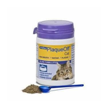 PlaqueOff for Cats