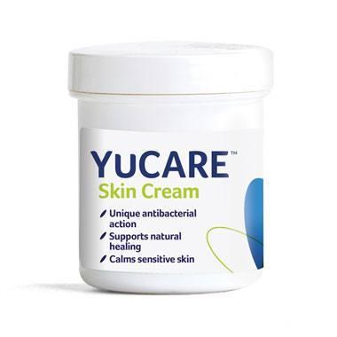 YuCARE Skin Cream (Silver & Calendula)