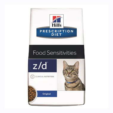 Hills Prescription Diet Z/D Feline Food Sensitivities