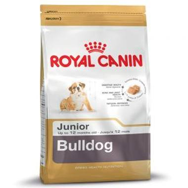 Royal Canin Breed Health Nutrition Bulldog Junior 30