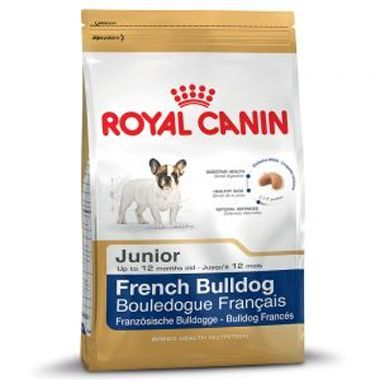 Royal Canin Breed Health Nutrition French Bulldog Junior