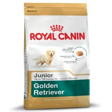 Royal Canin Breed Health Nutrition Golden Retriever Junior 29