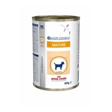 Royal Canin VCN Senior Consult Mature Dog Wet