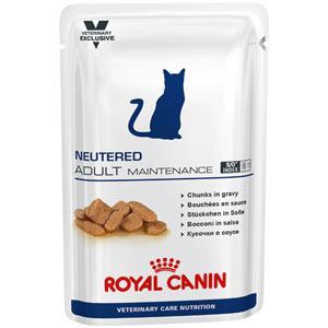 Royal Canin VCN Cat Neutered Adult Maintenance Wet