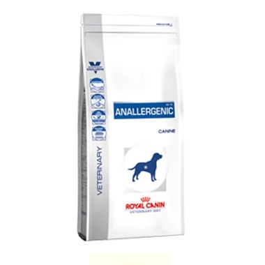 Royal Canin Vet Diet Dog Food Anallergenic Canine