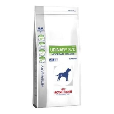 Royal Canin Veterinary Diet Urinary Canine Moderate Calorie