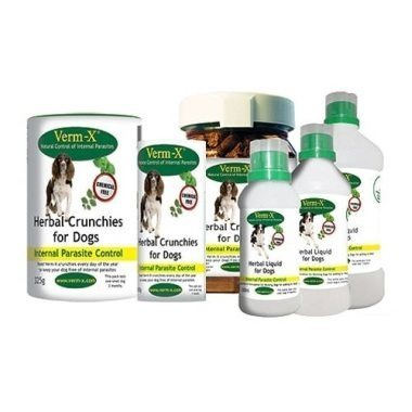 Verm-X Liquid for Dogs