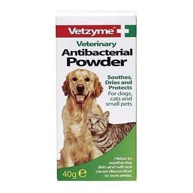 Vetzyme Antibacterial Powder