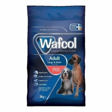 Wafcol Canine Adult Large/Giant Salmon & Potato