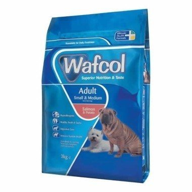 Wafcol Canine Adult Small/Medium Salmon & Potato