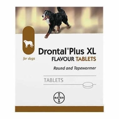 Drontal XL Flavour Wormer