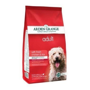 Arden Grange Adult Dog Chicken & Rice