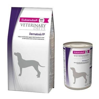 Eukanuba Veterinary Diet Dog Dermatosis FP